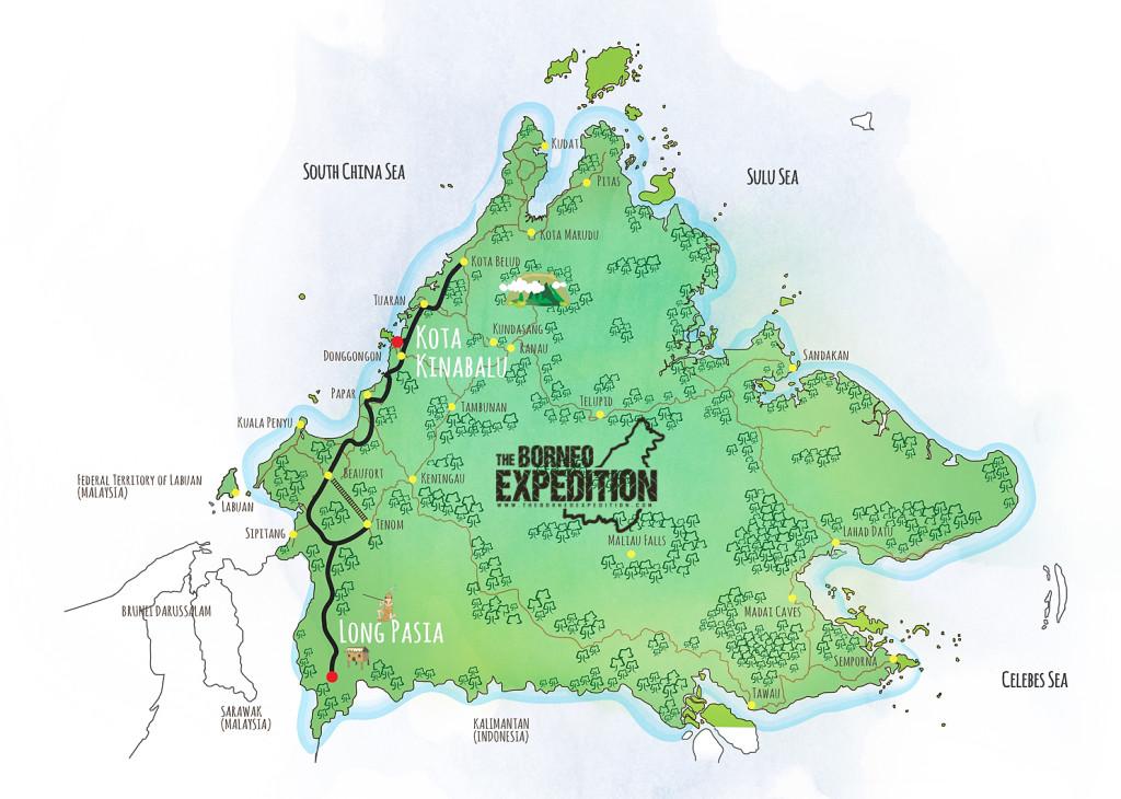 Sabah Map copy